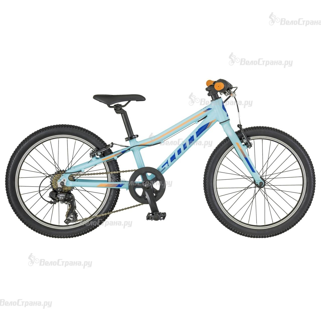 Велосипед Scott Contessa JR 20 rigid fork (2018)