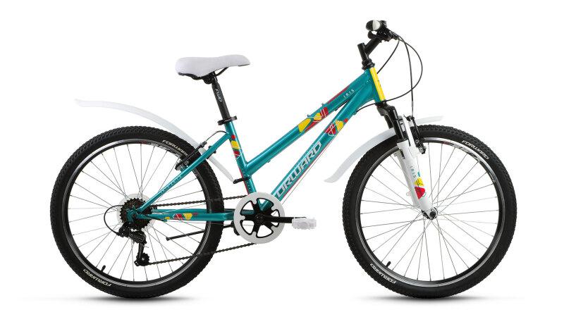 Купить Подростковый велосипед Forward Iris 24 1.0 (2018)