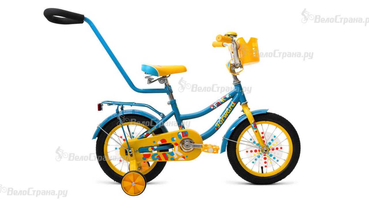 Велосипед Forward Funky 14 (2018) пенал мультиколор funky fish ут 00005805