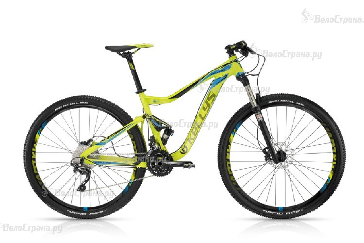 Велосипед Kellys REYON 30 (2016)  велосипед kellys reyon 10 2015
