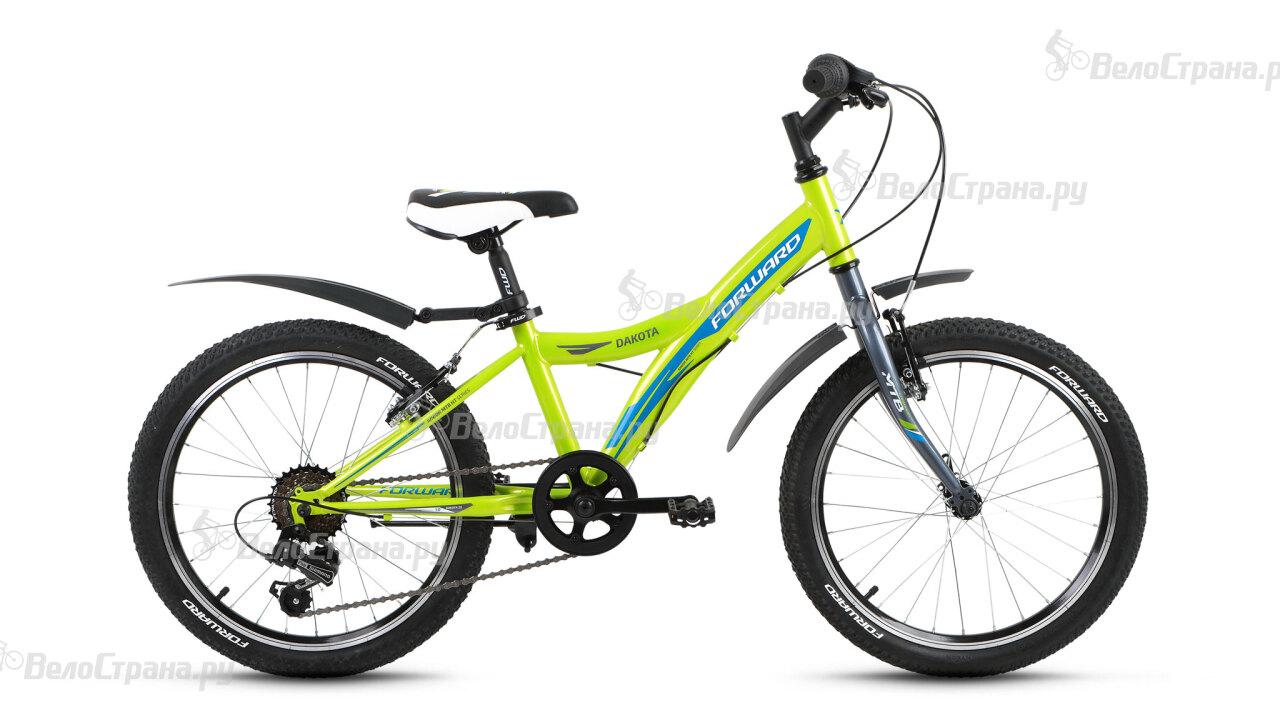 Велосипед Forward Dakota 20 1.0 (2018) запчасть forward заднее 27 5 rwf27rbab802