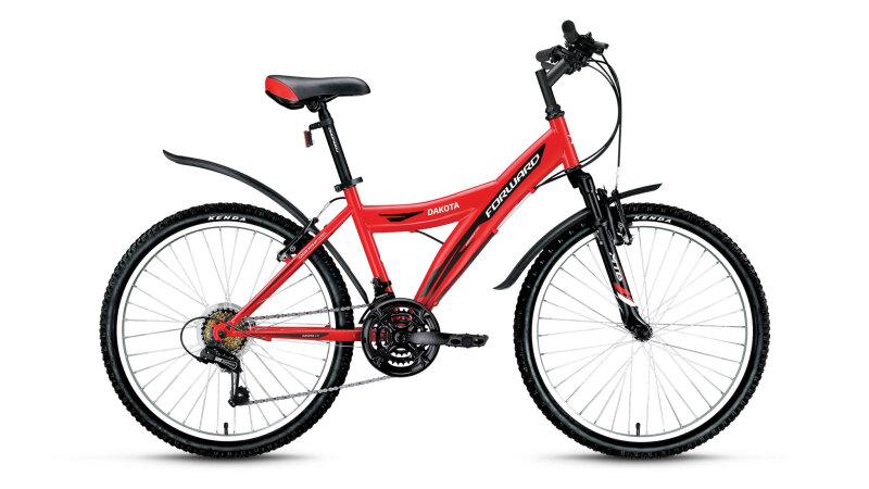 Купить Подростковый велосипед Forward Dakota 24 2.0 (2018)