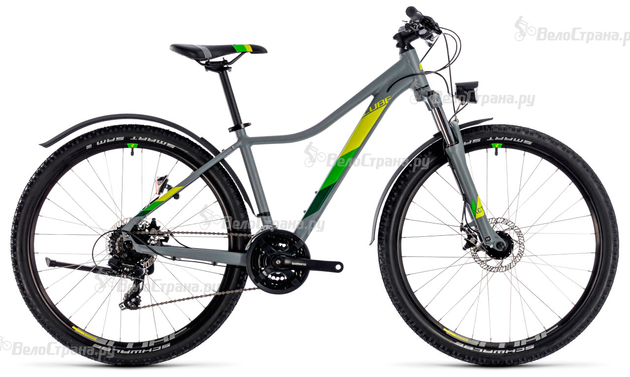 Велосипед Cube Access WS Allroad 27.5 (2018) велосипед cube nature allroad 2015