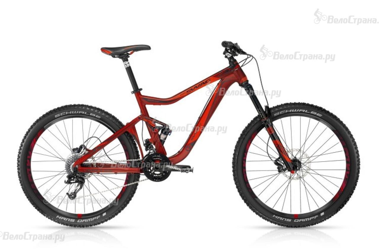 Велосипед Kellys SWAG 30 (2016) велосипед kellys swag 30 2017