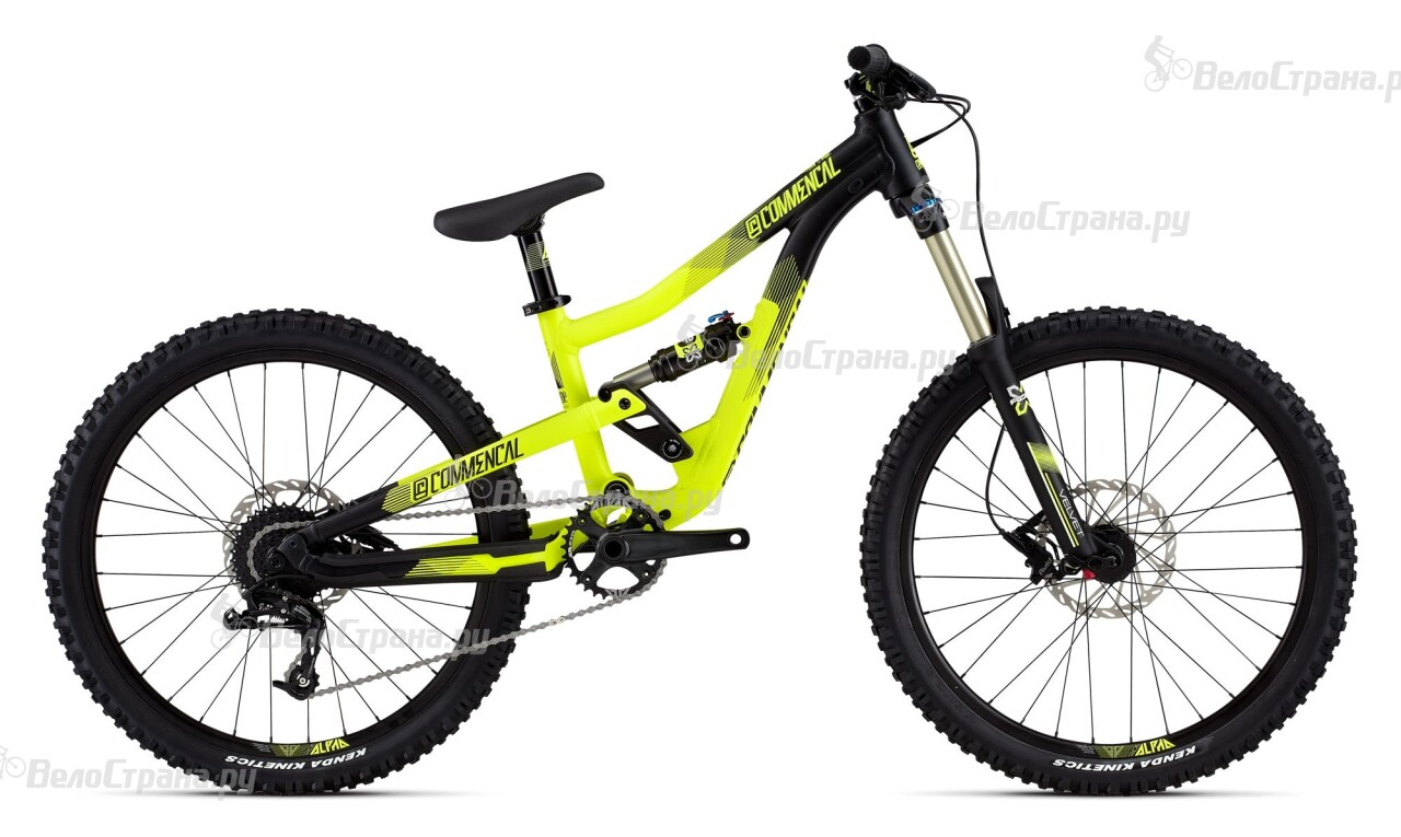 Велосипед Commencal SUPREME 24 (2016) велосипед commencal supreme dh o 650 b 2015