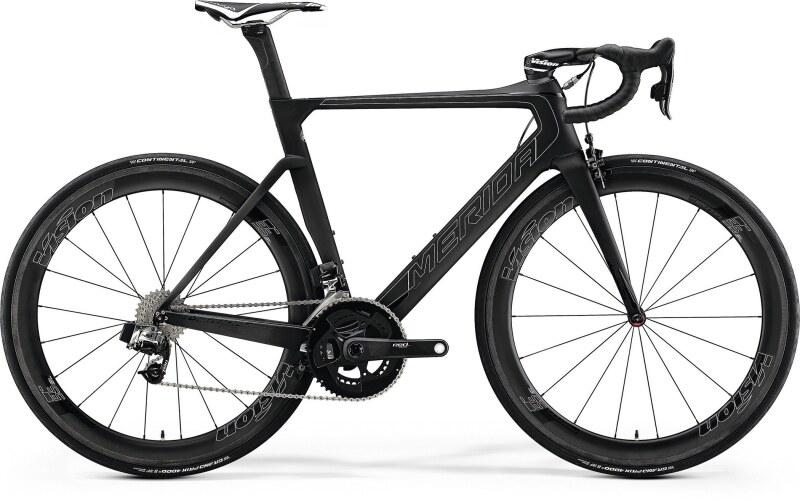 Купить Шоссейный велосипед Merida Reacto 9000-E (2018)