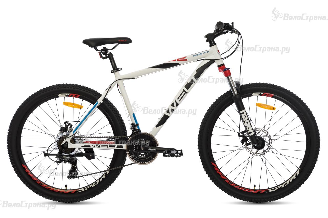 Велосипед Welt Ridge 1.0 D (2018) велосипед welt ridge 1 0 d 2018