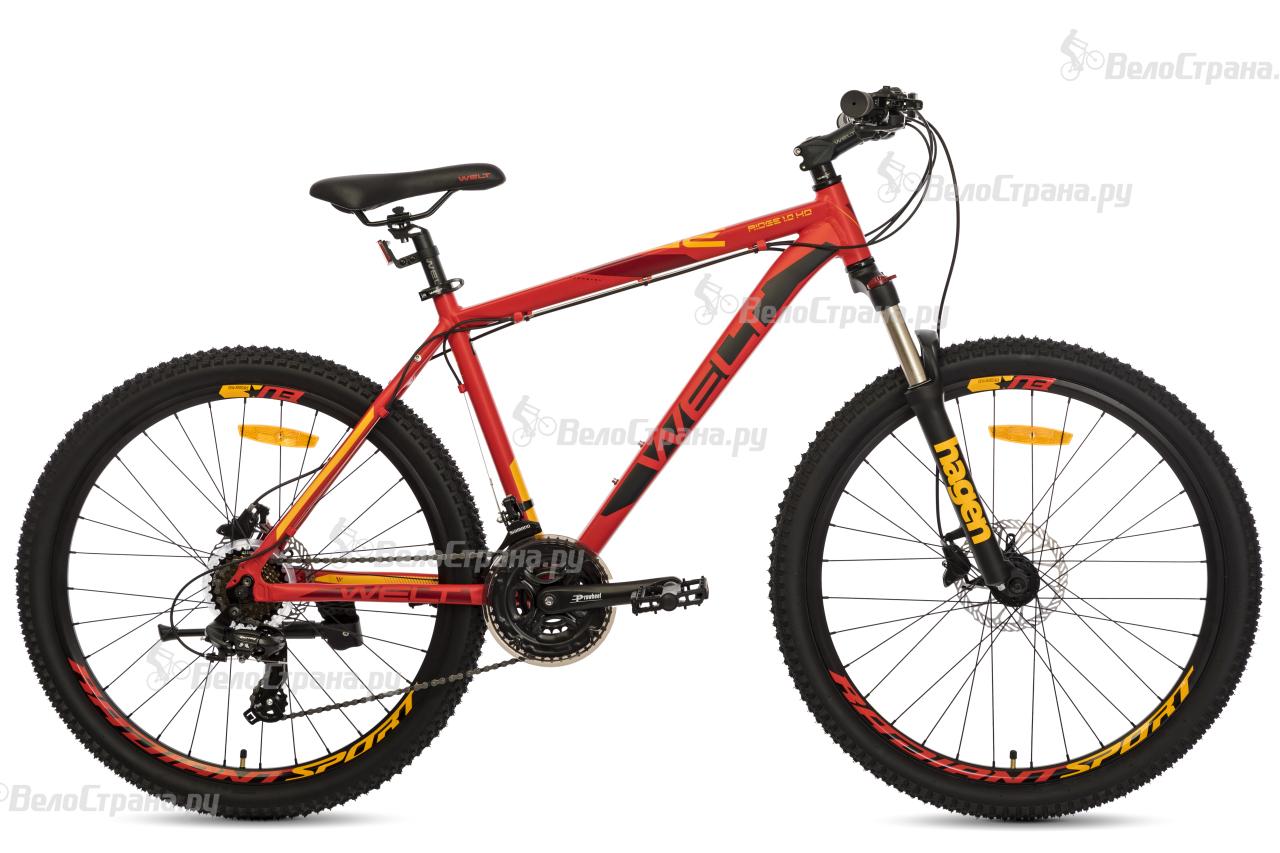 Велосипед Welt Ridge 1.0 HD (2018) флейта hotel copper ridge 8888