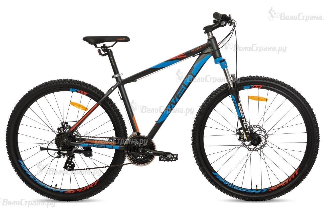 Велосипед Welt Ridge 2.0 D 29er (2018) велосипед welt ridge 1 0 d 2018
