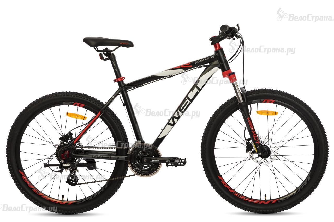 Велосипед Welt Ridge 2.0 HD (2018) велосипед welt ridge 1 0 d 2018