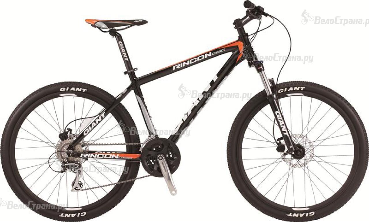 Велосипед Giant Rincon Disc (2016)