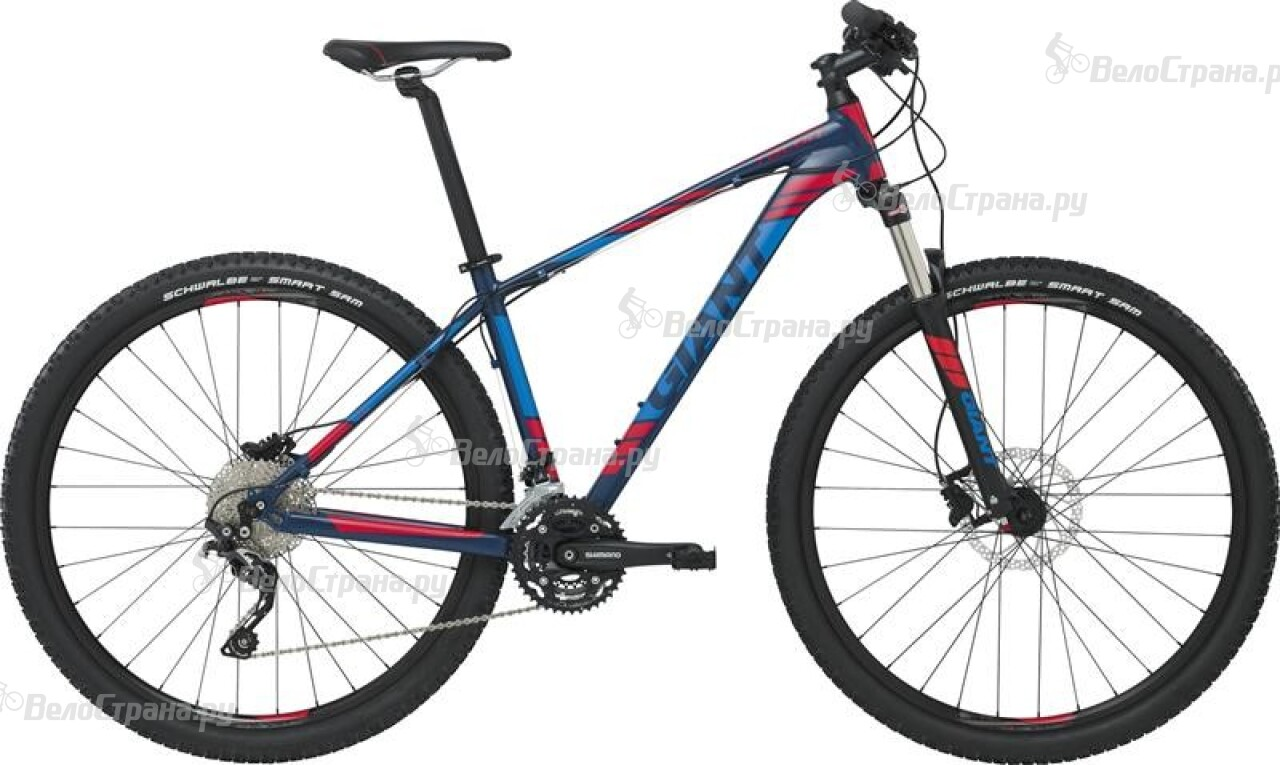 Велосипед Giant Talon 29er 2 LTD (2016) велосипед giant talon 29er 2 blk 2014