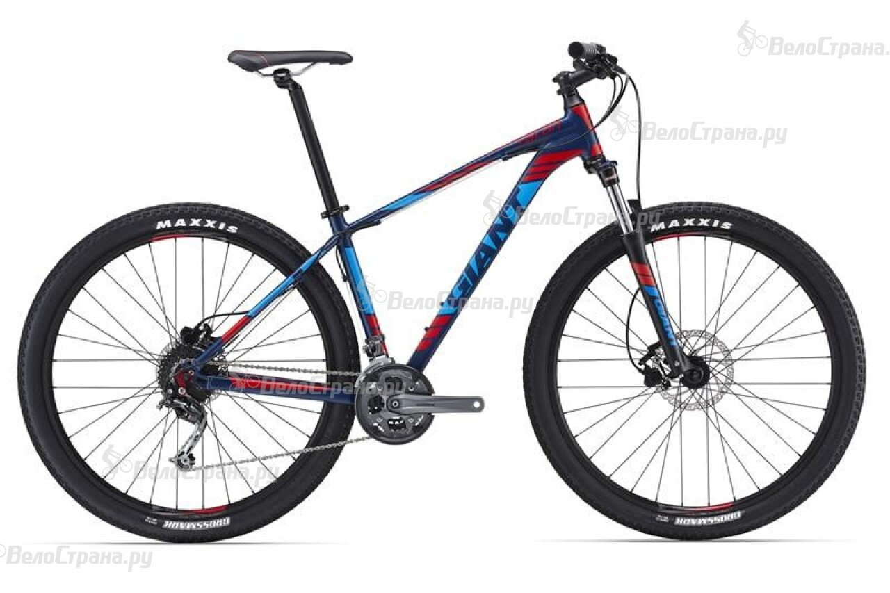 Велосипед Giant Talon 29er 2 (2016) велосипед giant talon 29er 2 blk 2014