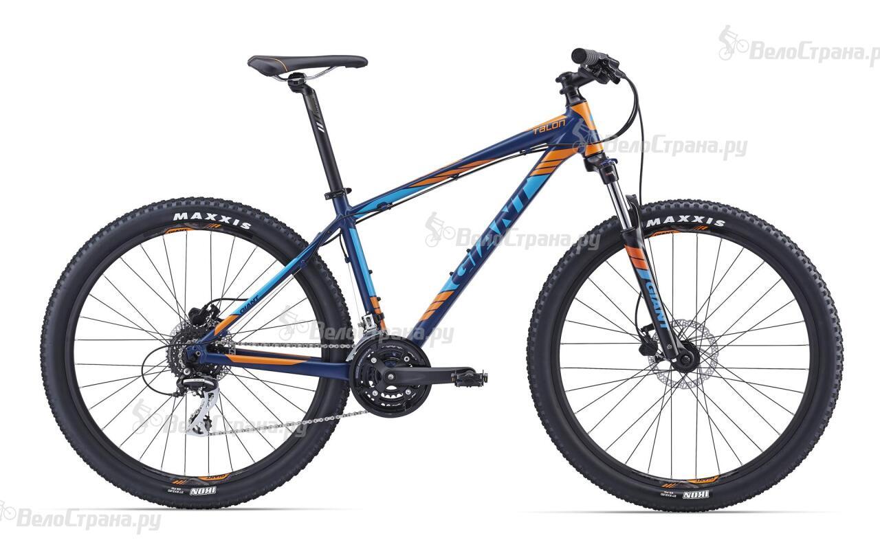 Велосипед Giant Talon 27.5 4 (2016)