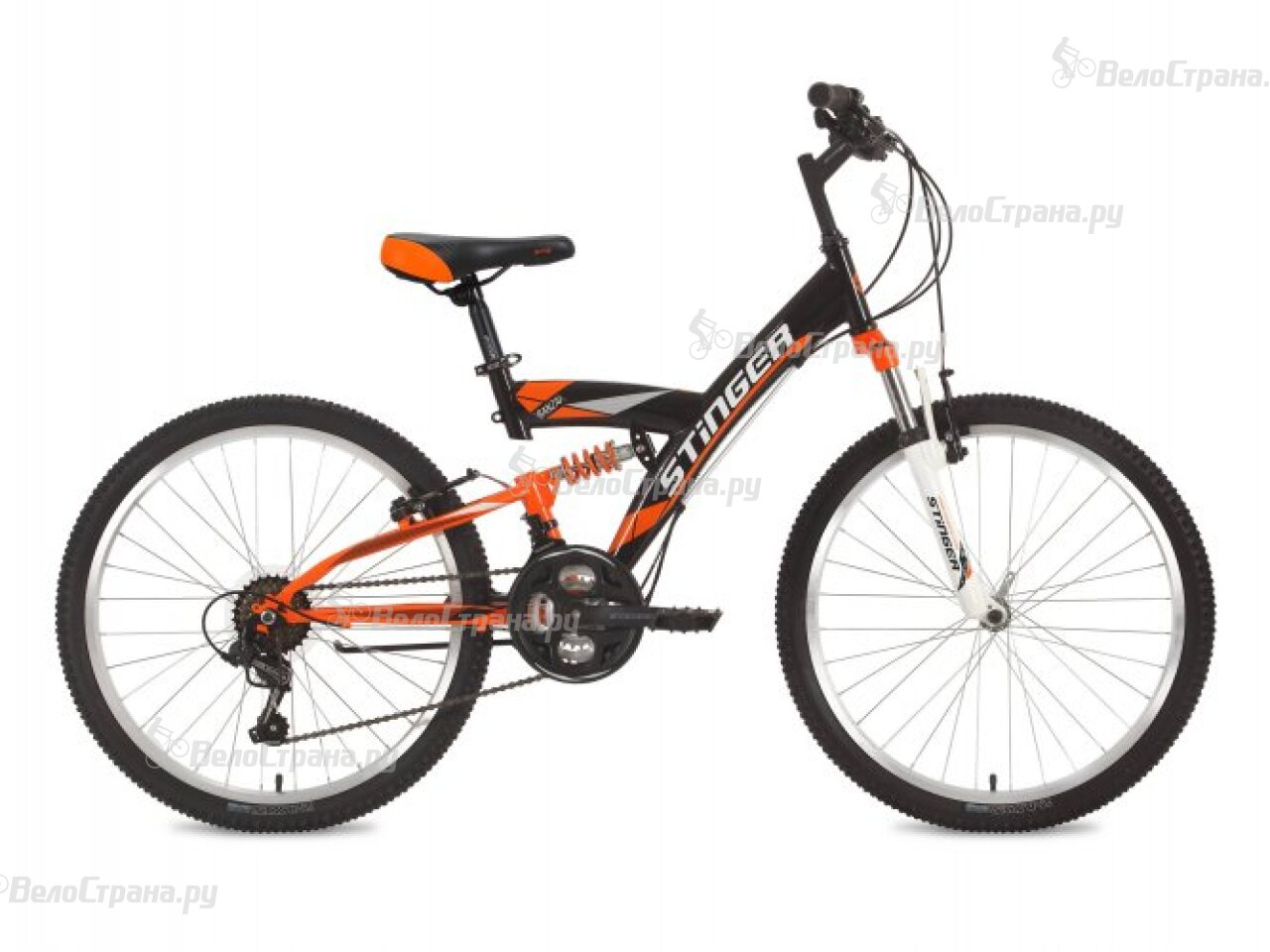 Велосипед Stinger Banzai 24 (2018) stinger banzai 18 2016 х72830 к blue red