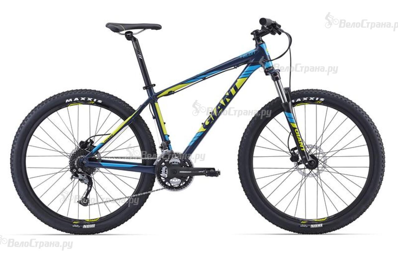Велосипед Giant Talon 27.5 3 (2016) велосипед giant talon 27 5 1 2016