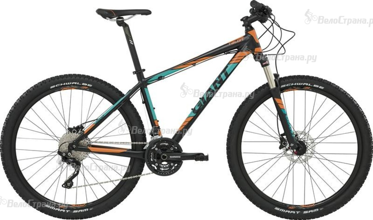 Велосипед Giant Talon 27.5 2 LTD (2016)