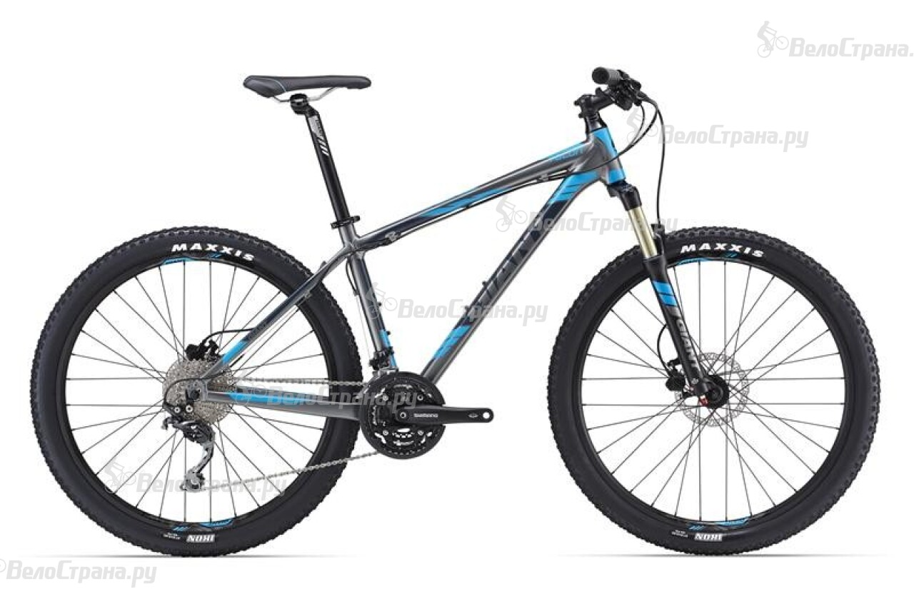 Велосипед Giant Talon 27.5 2 (2016) корм для шиншилл 400г
