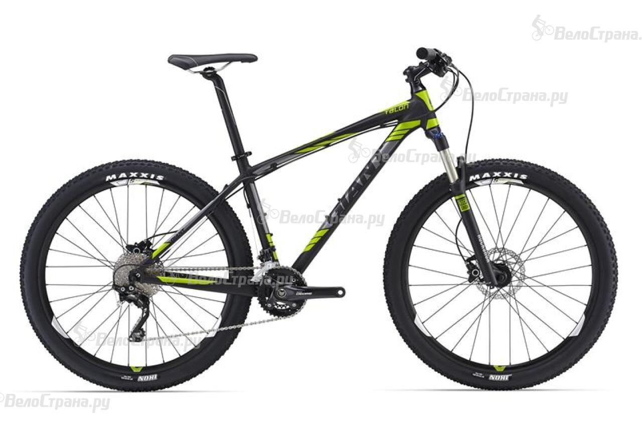 Велосипед Giant Talon 27.5 1 (2016)
