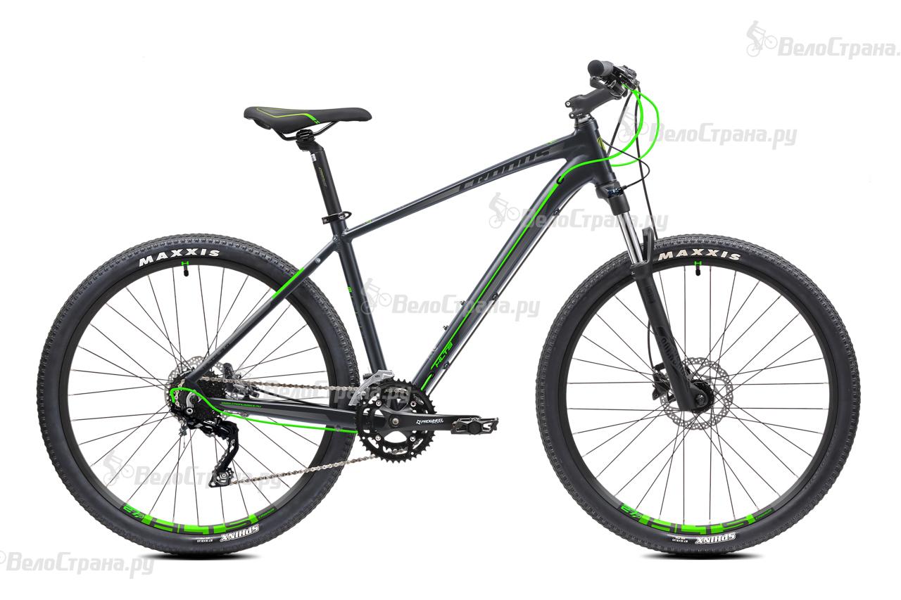 Велосипед Cronus Holts 6.0 27.5 (2018) велосипед cronus holts 4 0 2015