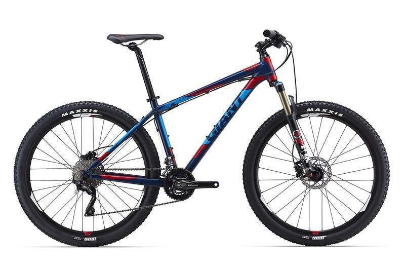 Купить Горный велосипед Giant Talon 27.5 0 (2016)