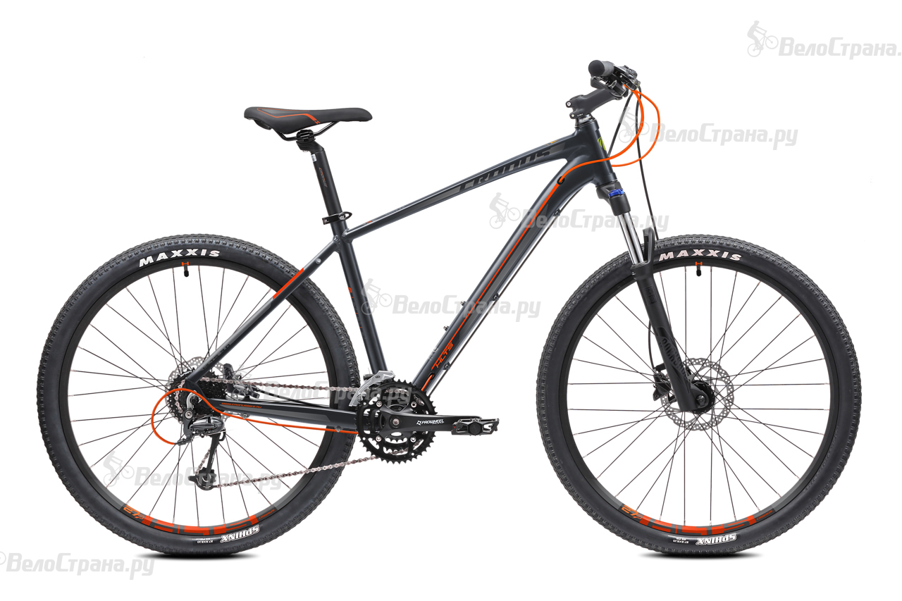 Велосипед Cronus Holts 5.0 27.5 (2018) велосипед cronus holts 4 0 2015