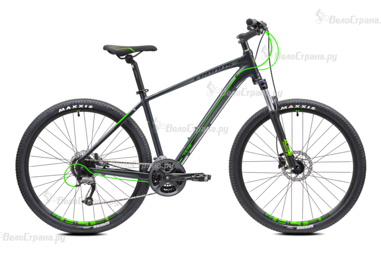 Велосипед Cronus Holts 4.0 27.5 (2018) велосипед cronus holts 4 0 2015