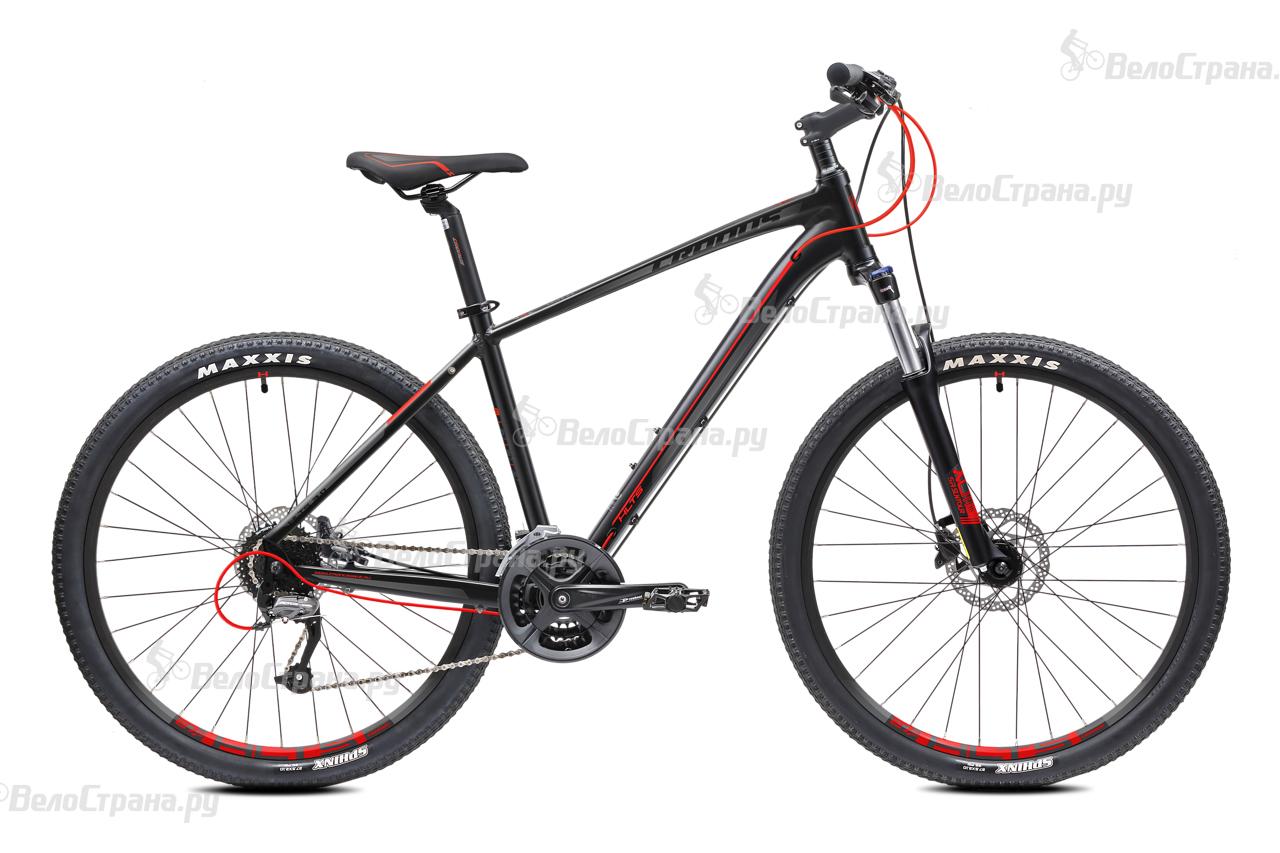 Велосипед Cronus Holts 3.0 27.5 (2018)