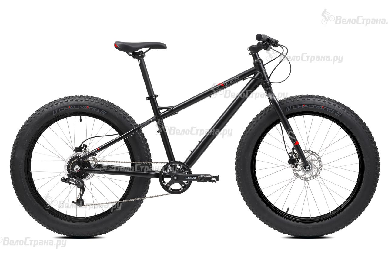 Велосипед Cronus Fatty (2018)