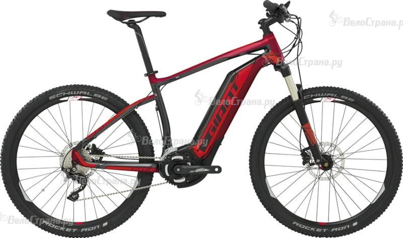 Велосипед Giant Dirt-E+ 1 (2016) велосипед giant explore e 1 sta 2016