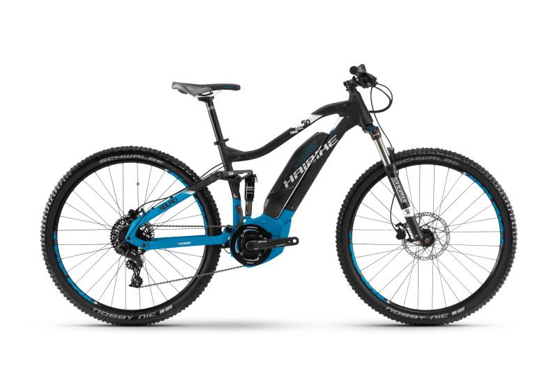 Купить Электровелосипед Haibike SDURO FullNine 5.0 400Wh (2018)