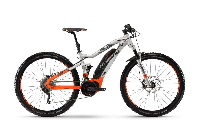 Купить Электровелосипед Haibike SDURO FullNine 8.0 500Wh (2018)