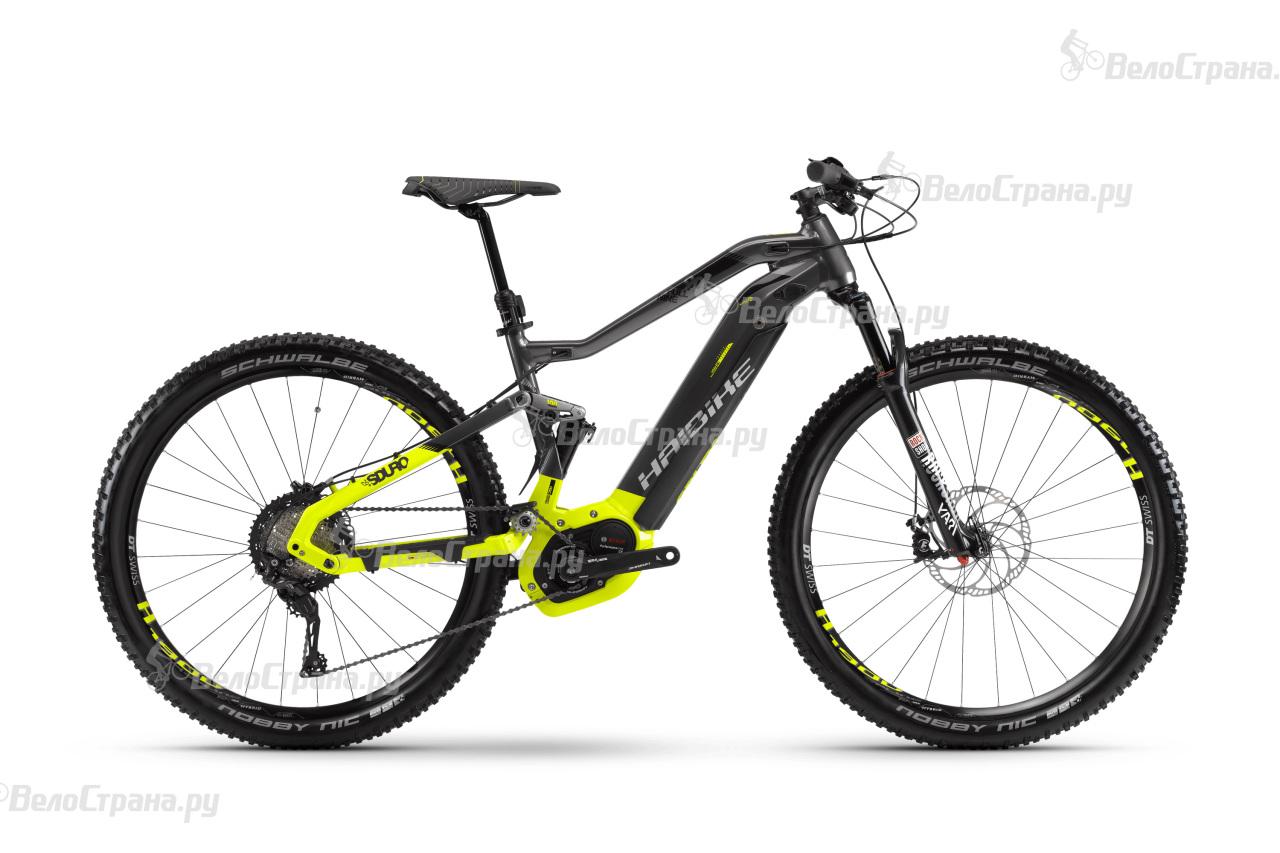 Велосипед Haibike SDURO FullNine 9.0 500Wh (2018)
