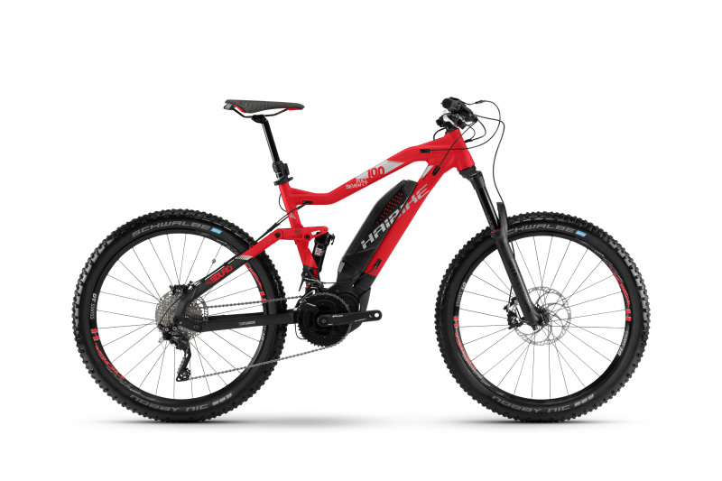 Купить Электровелосипед Haibike SDURO FullSeven LT 10.0 500Wh (2018)