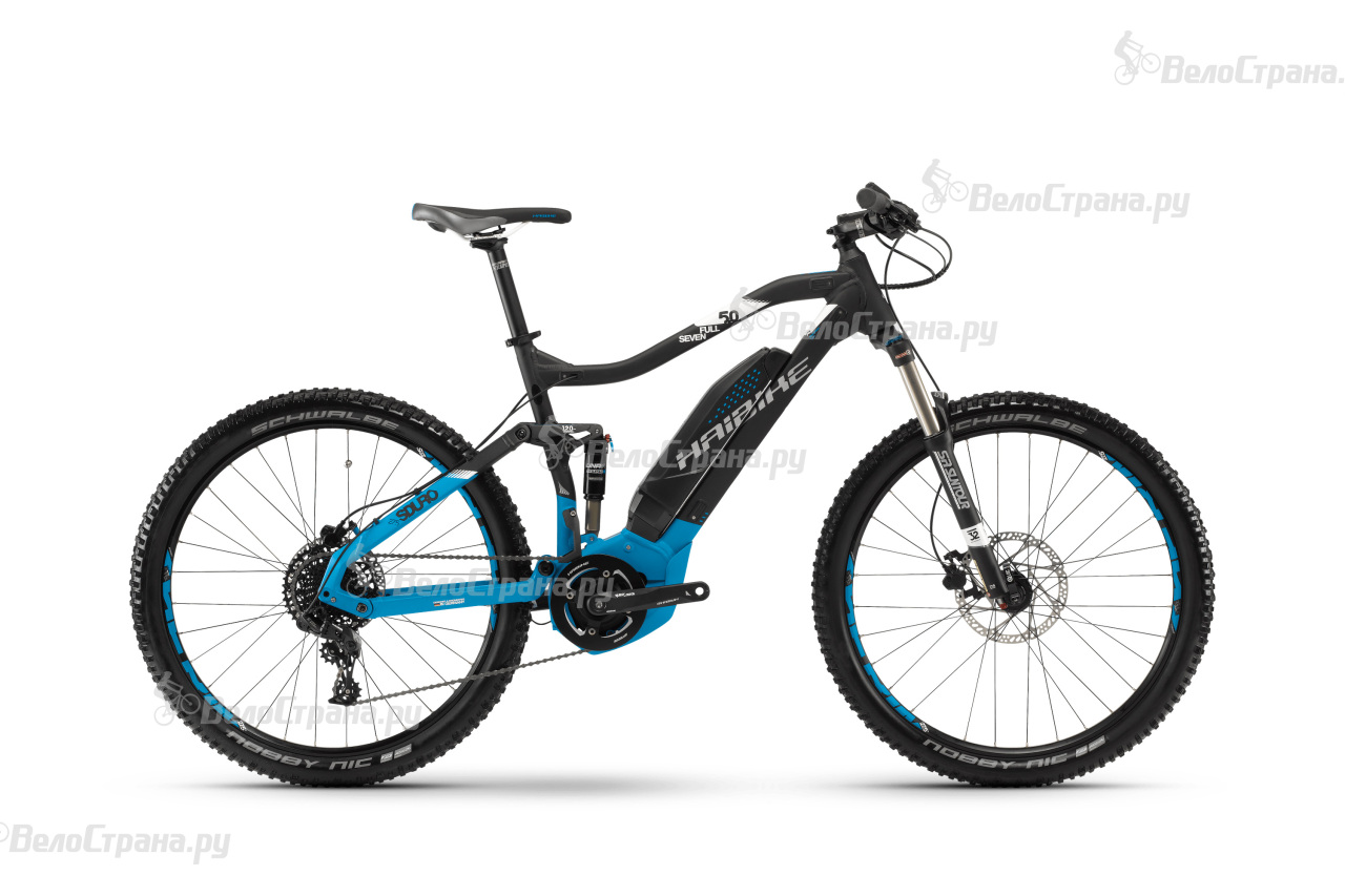 Велосипед Haibike SDURO FullSeven 5.0 400Wh (2018)