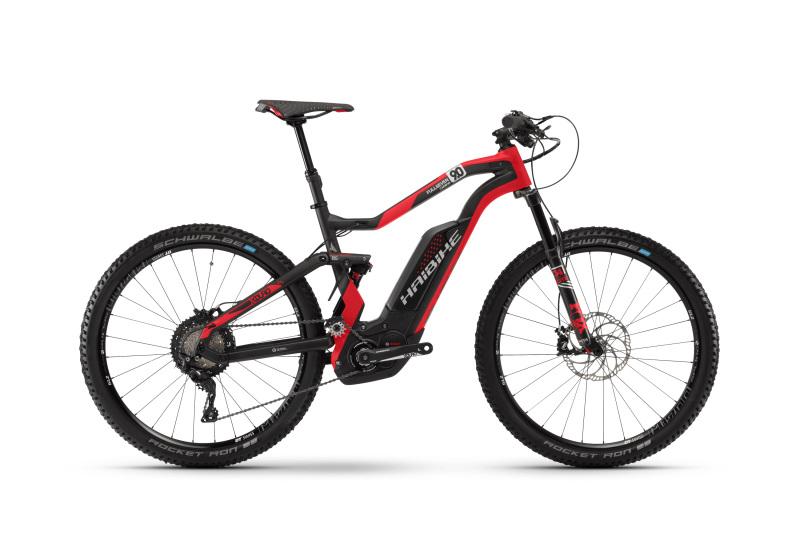 Купить Электровелосипед Haibike XDURO FullSeven Carbon 9.0 500Wh (2018)
