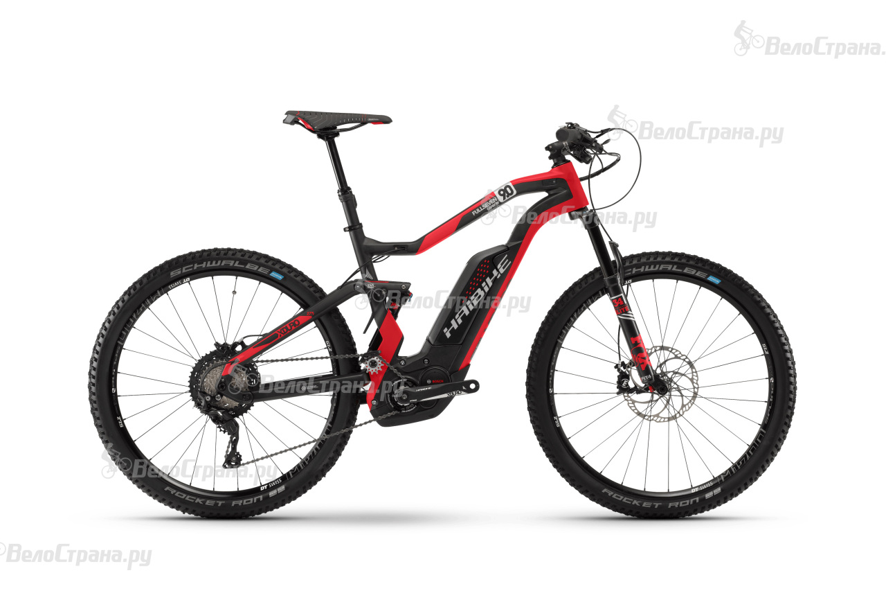 Велосипед Haibike XDURO FullSeven Carbon 9.0 500Wh (2018)