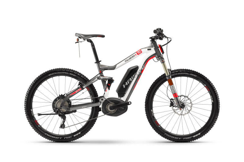 Купить Электровелосипед Haibike XDURO FullSeven S 9.0 500Wh (2018)