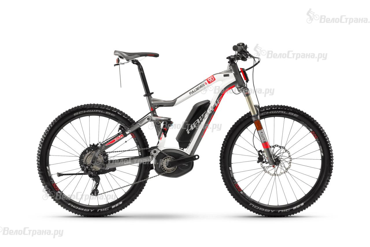 Велосипед Haibike XDURO FullSeven S 9.0 500Wh (2018)