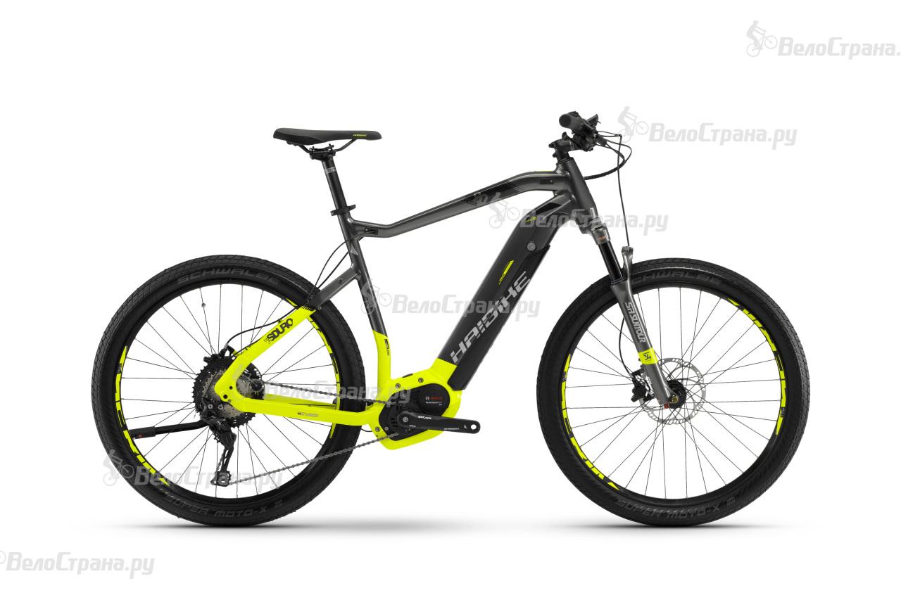 Велосипед Haibike SDURO Cross 9.0 men 500Wh (2018)