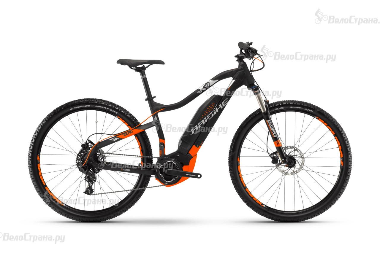 Велосипед Haibike SDURO HardNine 2.0 400Wh (2018)