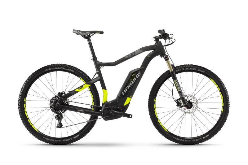 Купить Электровелосипед Haibike SDURO HardNine Carbon 8.0 500Wh (2018)