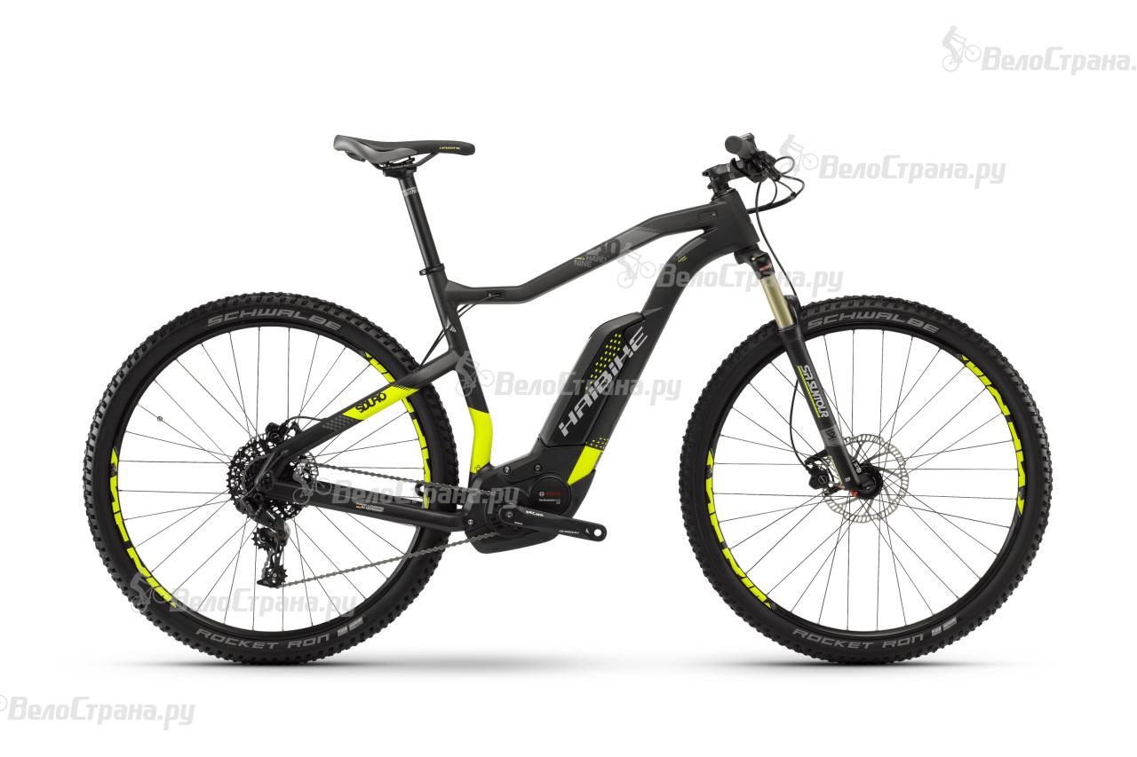 Велосипед Haibike SDURO HardNine Carbon 8.0 500Wh (2018)