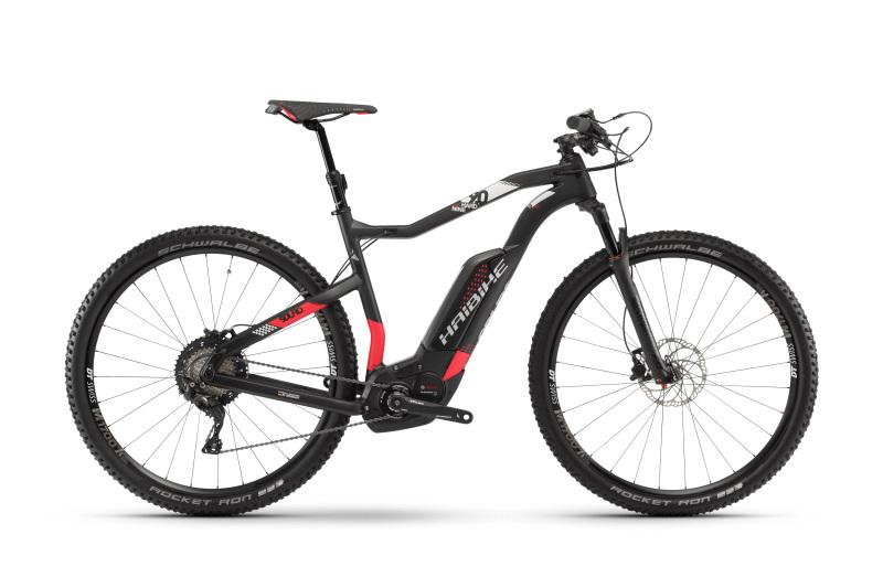 Купить Электровелосипед Haibike SDURO HardNine Carbon 9.0 500Wh (2018)