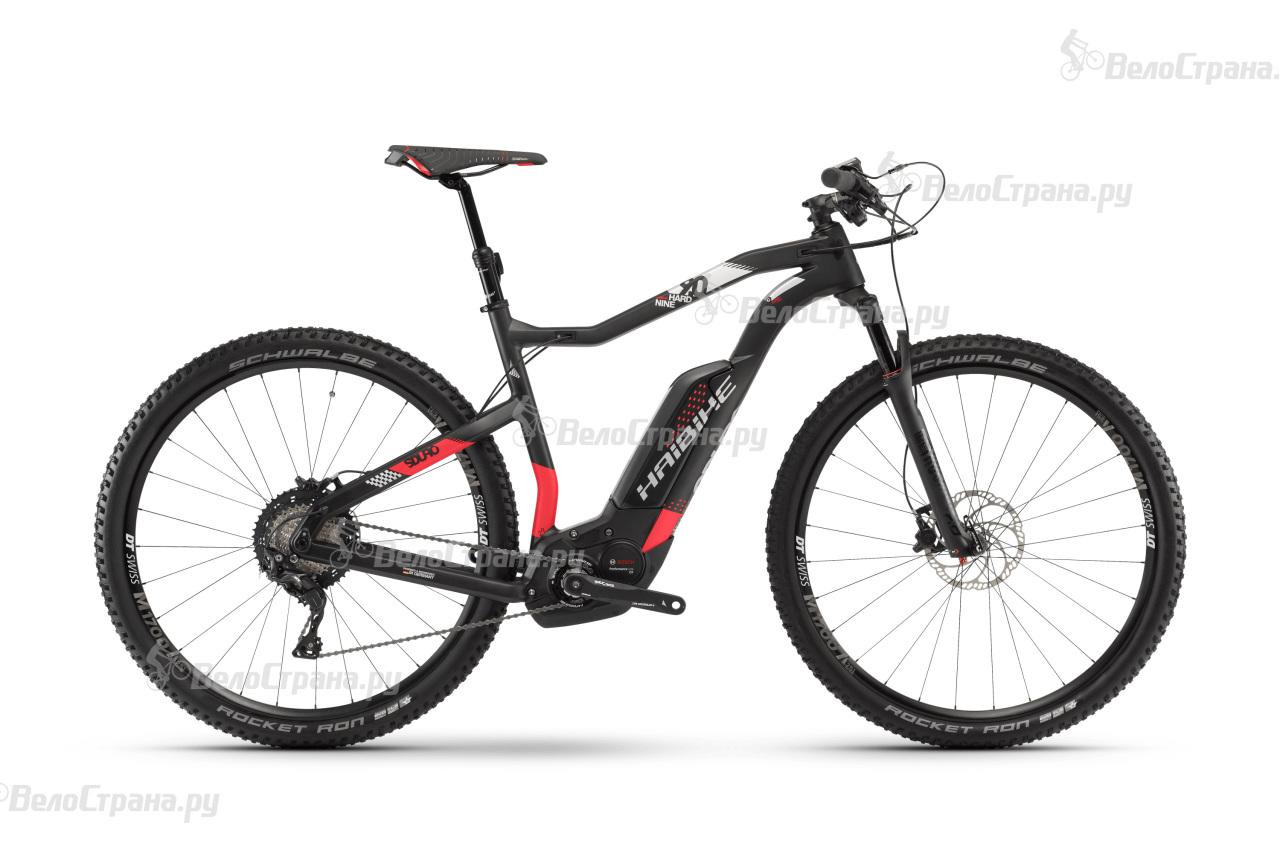 Велосипед Haibike SDURO HardNine Carbon 9.0 500Wh (2018)
