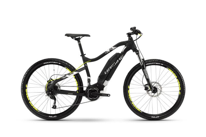 Купить Электровелосипед Haibike SDURO HardSeven 1.0 400Wh (2018)