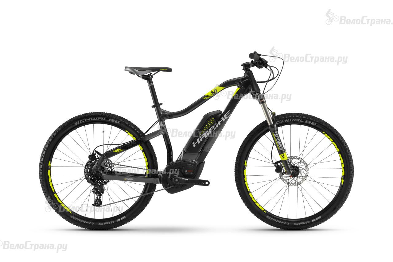 Велосипед Haibike SDURO HardSeven 4.0 500Wh (2018)