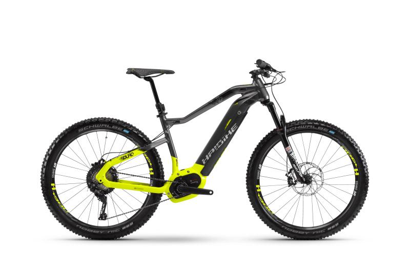 Купить Электровелосипед Haibike SDURO HardSeven 9.0 500Wh (2018)