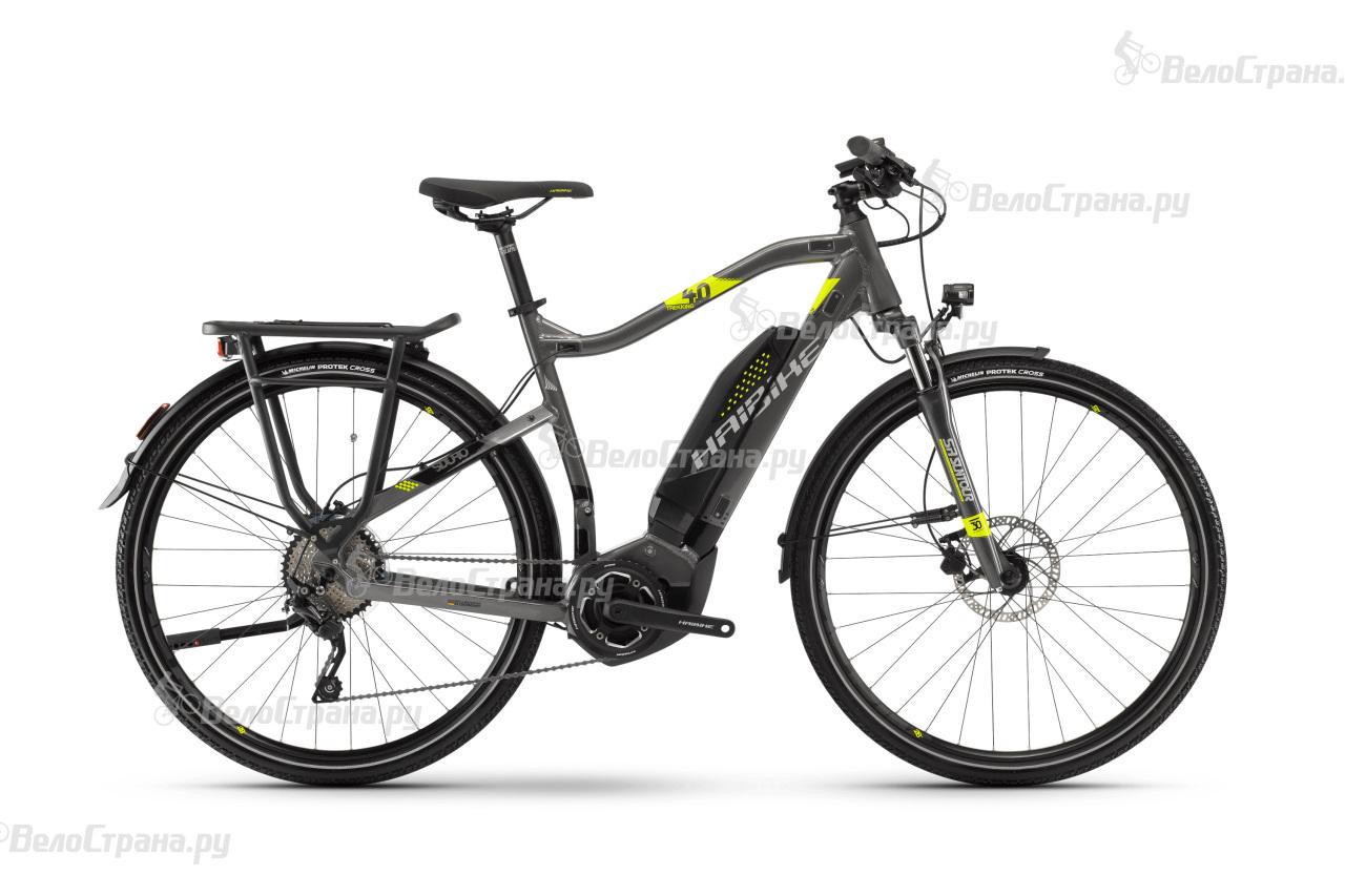 Велосипед Haibike SDURO Trekking 4.0 Man 400Wh (2018)