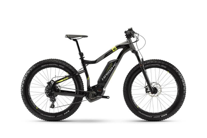 Купить Электровелосипед Haibike XDURO FatSix 9.0 500Wh (2018)